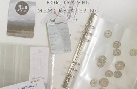 Inspiration for Travel Memory Keeping