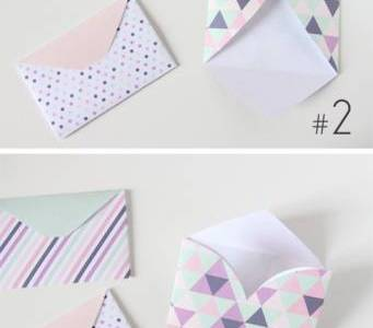 DIY – Three Heart Envelopes with Free Printables