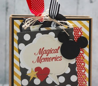 Make a Disney Mini Album