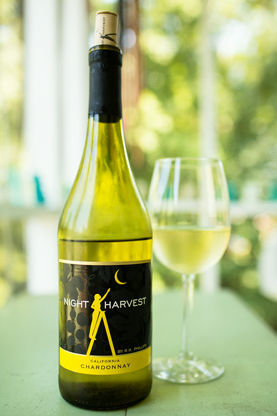 Night Harvest Chardonnay | Sidewalk Shoes