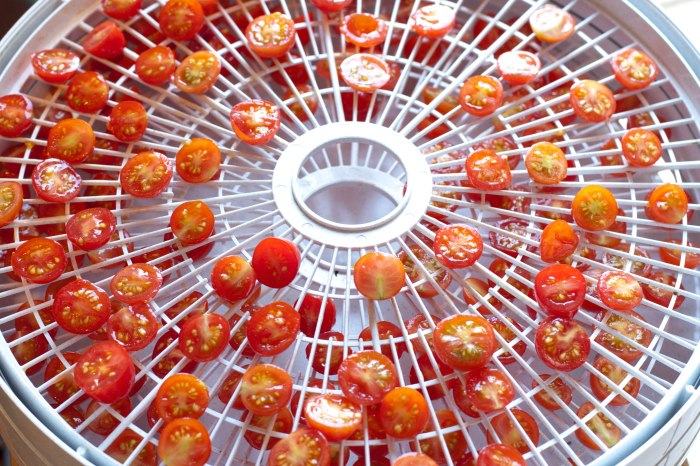 From Scratch sun dried cherry tomatoes!