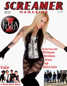 Screamer Magazine June 2012