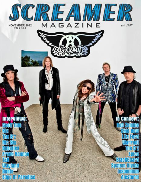 Cover Aerosmith Nov 2012 final