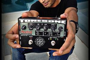 Anis Jouini of Myrath - Radial Tonebone
