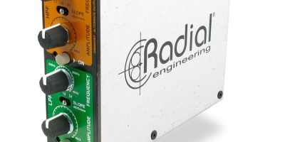 Radial The Tossover