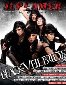 Screamer Magazine February 2013
