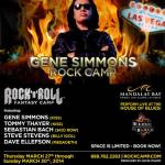 RnR Fantasy Camp-Gene Simmons