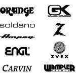 Amplitube logos