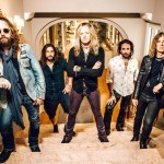 The Dead Daisies 2016 - Groupshot med
