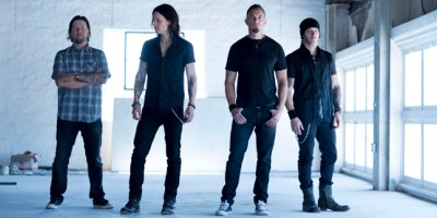 ALTER BRIDGE – The Writing On The Wall