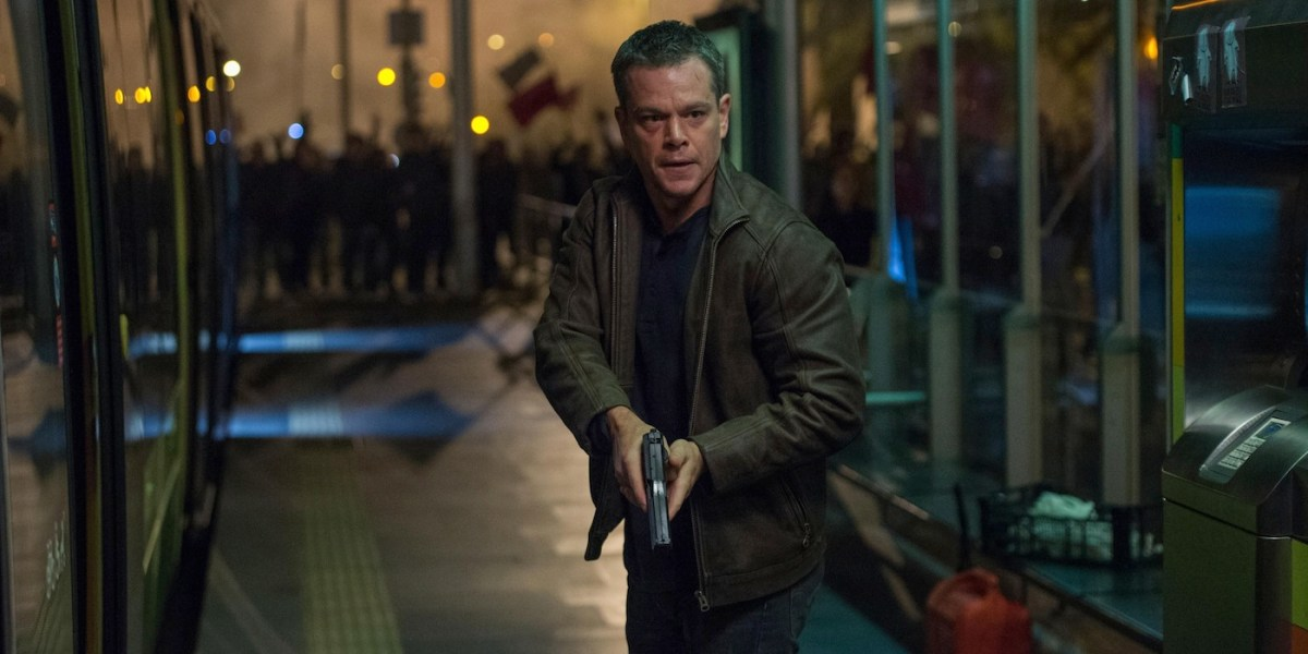 Review: 'JASON BOURNE,' Again