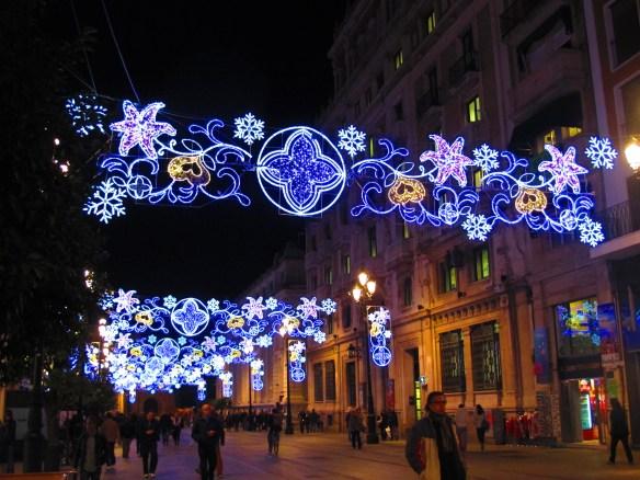 navidad, navidades, Christmas, Christmas lights
