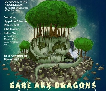 Gare aux Dragons