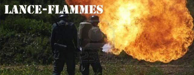 [Appel de Cthulhu] La Mort Brûlante - Les lance-flammes