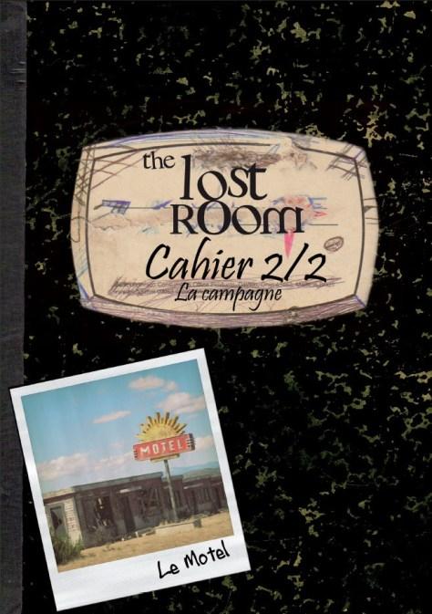 Lost Room Cahier 2/2