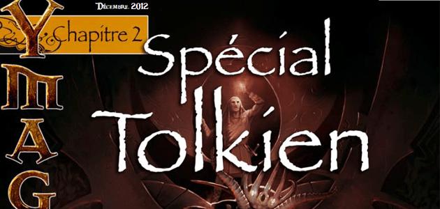 Un spécial Tolkien dans le numéro 2 de YmaginèreS