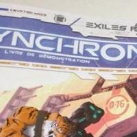 Synchrone JDR, le livre de démo disponible
