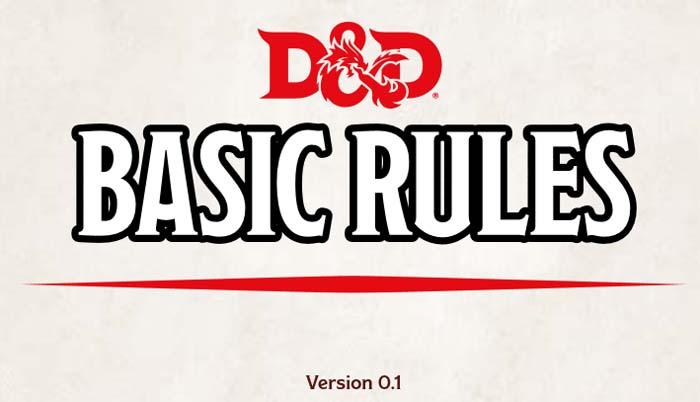 Les règles de base de Dungeons & Dragons à télécharger
