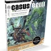 Casus Belli #12 dispo pour les abonnés ! Vous êtes abonné ?