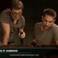 Avez-vous vu le Rôle Play Show ? Donjons & Jambons Ep 1