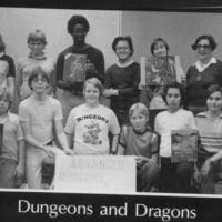 A quoi ressemblaient les joueurs de D&D dans les années 80 ?