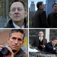 [Inspiration] Person of interest