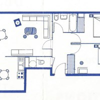 Plans d'appartement ? toujours pratique d'en avoir