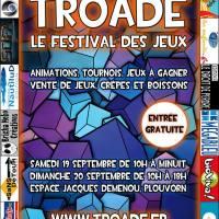 Troadé - Le Festival des jeux