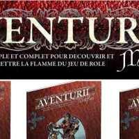 Avec Aventurii découvrez ou faites découvrir le jeu de rôle