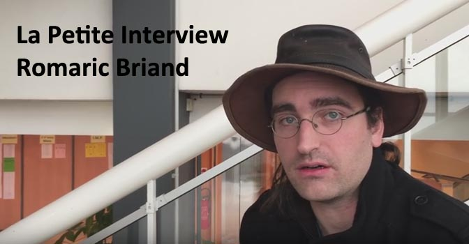 Farid Ben Salem présente la Petite Interview de Romaric Briand