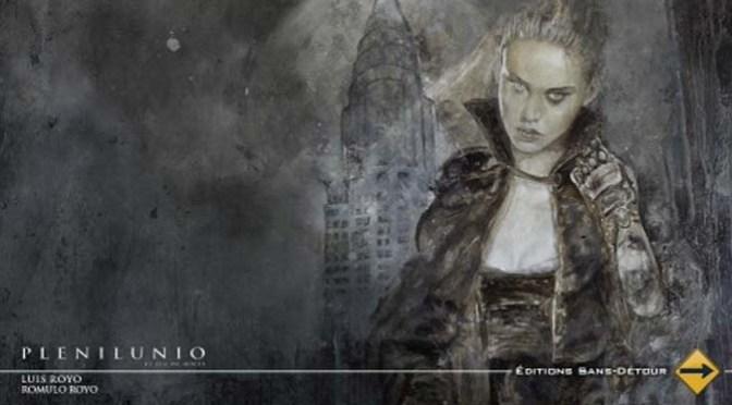 Plenilunio – le jeu de rôle – Editions Sans-Détour