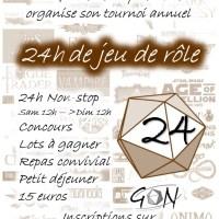 La Guilde de L'Opale Noire organise son tournoi annuel