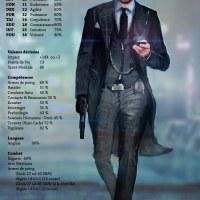 John Sullivan Bligh un agent du FBI qui a la classe !
