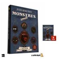 livre-et-pdf Petits détectives de monstres