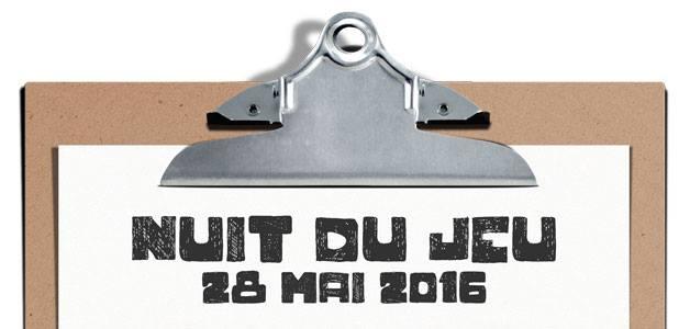 [ Perpi-Jeux ] La Nuit du jeu à Perpignan démarre le 28 mai 2016 au soir
