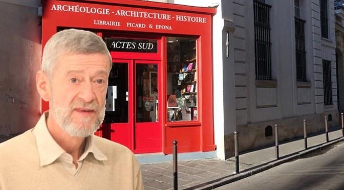 Rencontre et dédicace avec Claude Lecouteux – la librairie Picard & Epona, Paris, le 9 juillet