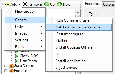 MDT 2010: Automating Computernames using Task Sequence Conditions | Scriptimus Ex Machina