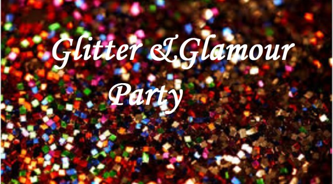 Glitter & Glamour party een groot succes !!