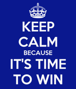 Image result for time to win