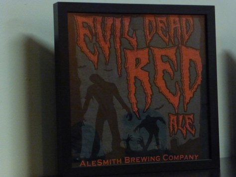 Evil Dead Red