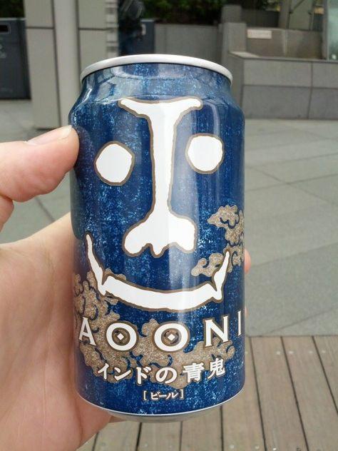 Aooni IPA can.