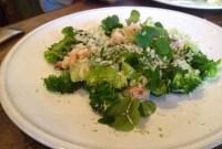 Sorrel Sauce for Steamed Broccoli