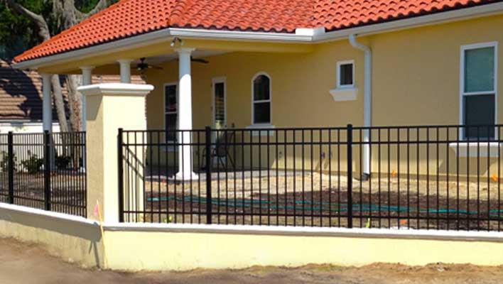 Commercial Fencing Jacksonville FL adn St Augustine