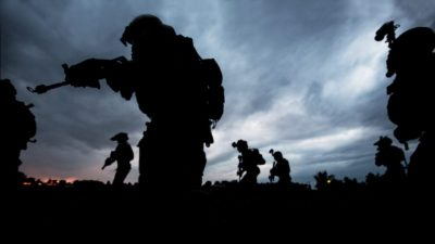Who is the Gray Man in Navy SEAL Training? – SEALgrinderPT