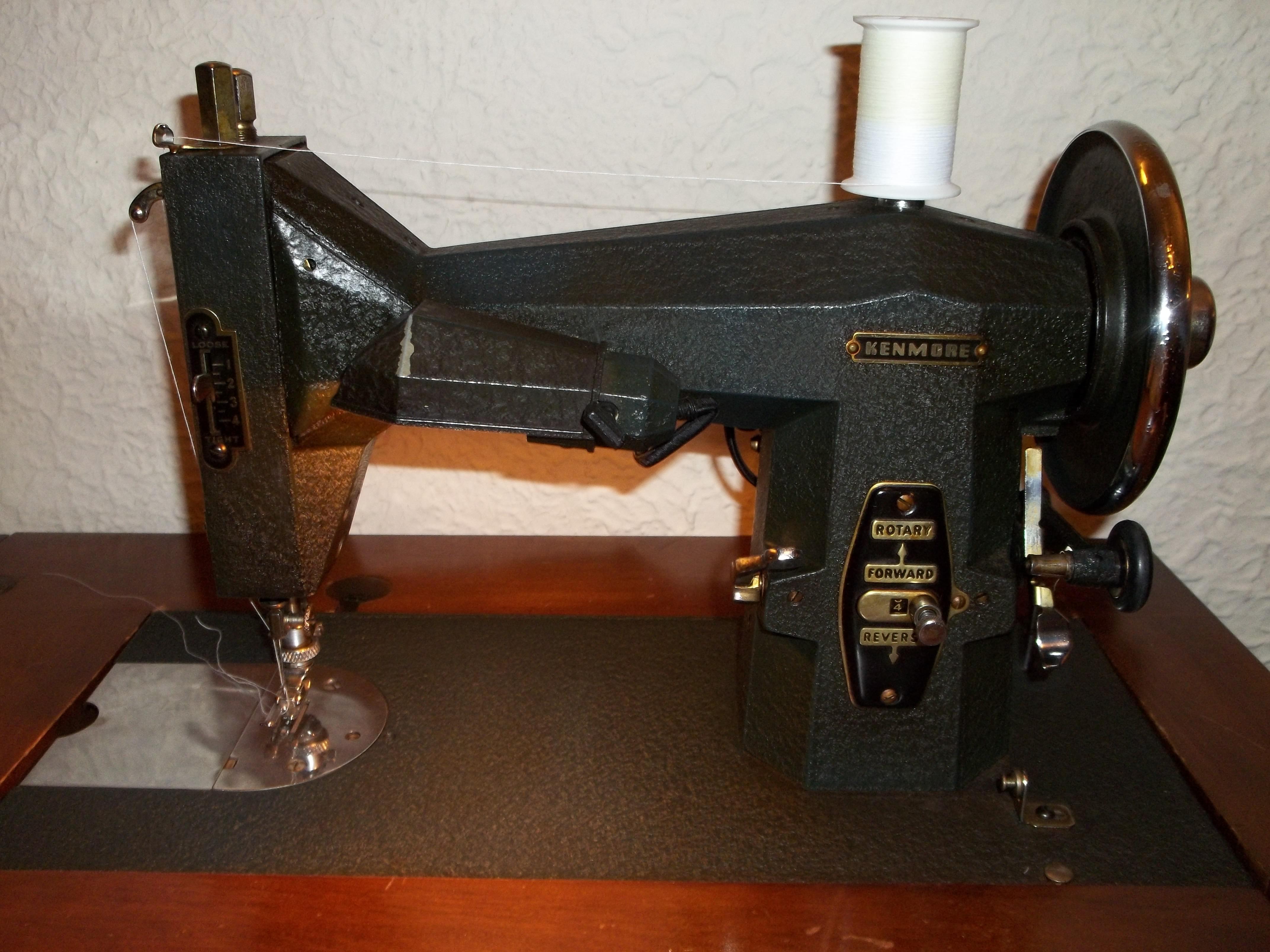 Fullsize Of Kenmore Sewing Machines