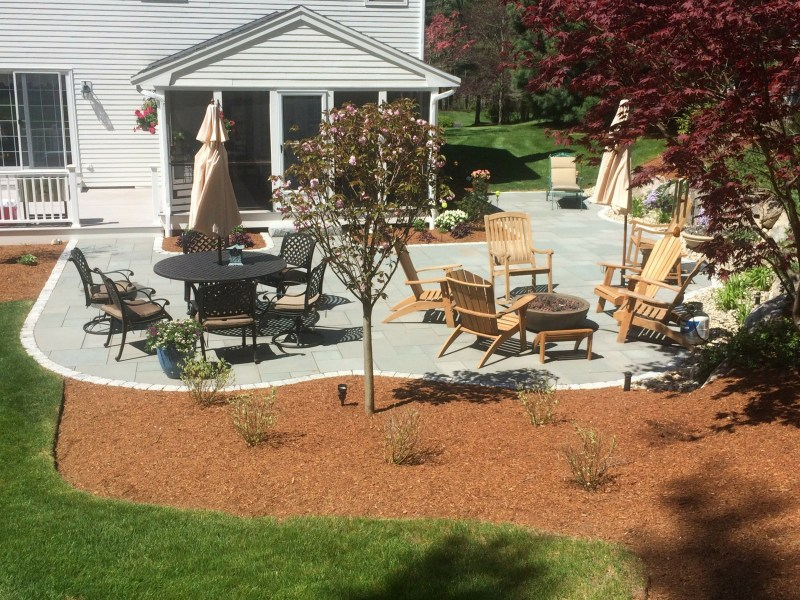 Large Of Backyard Outdoor Living