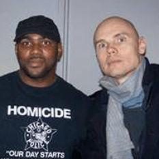 Sean and Billy Corgan