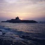 インド最南端の岬「カニャークマリ」(コモリン岬)で日の出を見る【南インド】