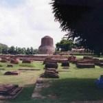 釈迦がはじめて説法をした場所「サールナート」【インド】