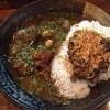 インド風と牛すじドライの「あいがけ」が美味しい『カレーノトリコ』@岩本町